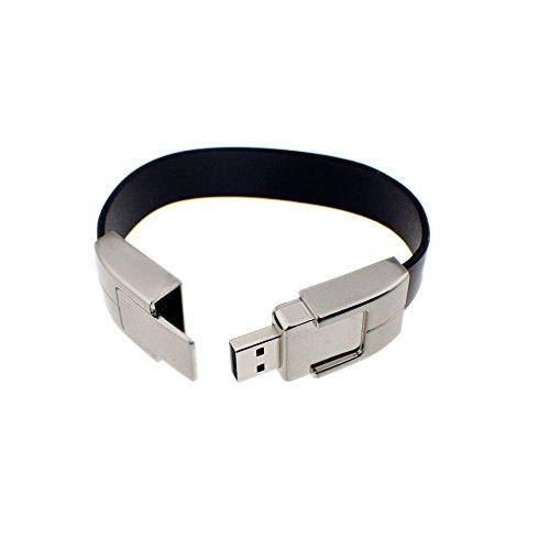 Demarkt–USB Stick divertido pulseras pulsera 16gb memoria USB 2.0Memory Stick Stick de memoria flash memory Memoria 16 gb