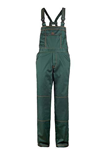 Stenso Primo - Herren Praktisch Arbeitslatzhose Grün 62