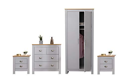 CF Bedroom Furniture 4 Piece Set...