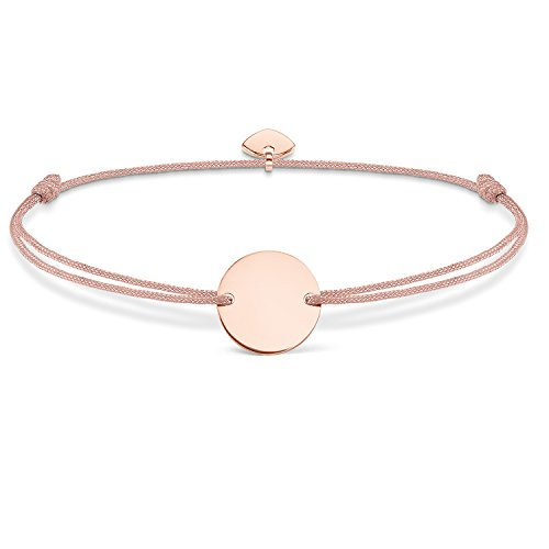 Thomas Sabo Damen-Armband Little Secrets Silber vergoldet 20 cm - LS020-597-19-L20v