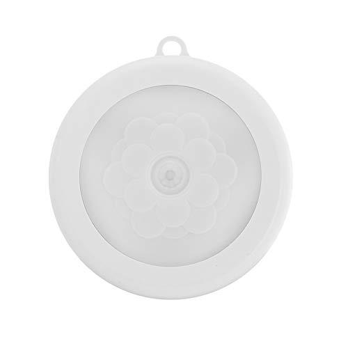 Bijiangy Induktionslicht Rund Mini-LED-Nachtlicht-Körper-Induktions-Lampe for Kinder Raum-Flur