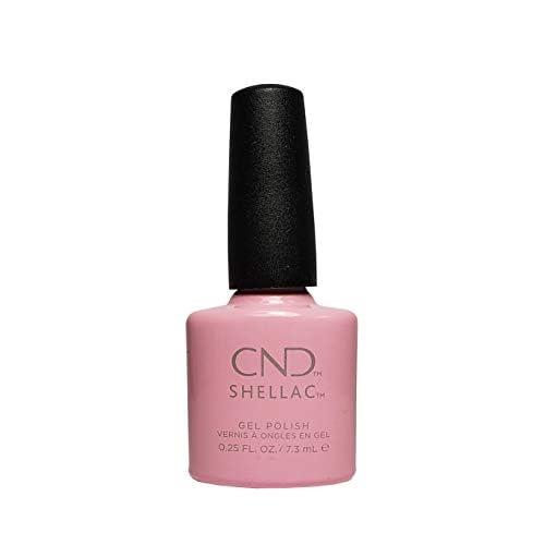 CND - Shellac, Smalto per unghie UV, Blush Teddy, 7 ml