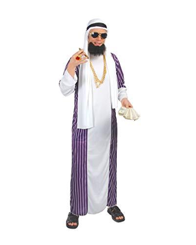 Araber Kostüm für Herren One Size
