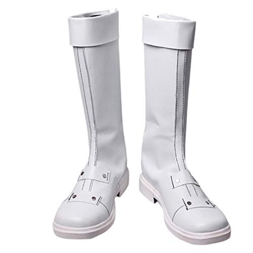 YKJ Anime Cosplay Schuhe Herren Abendkleid-Partei Boot Weihnachtsfest Schuhe Bühne Schuhe Customized,Men's shoes-39