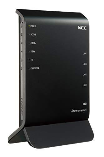 {NEC Aterm WG1800HP4 PA-WG1800HP4}