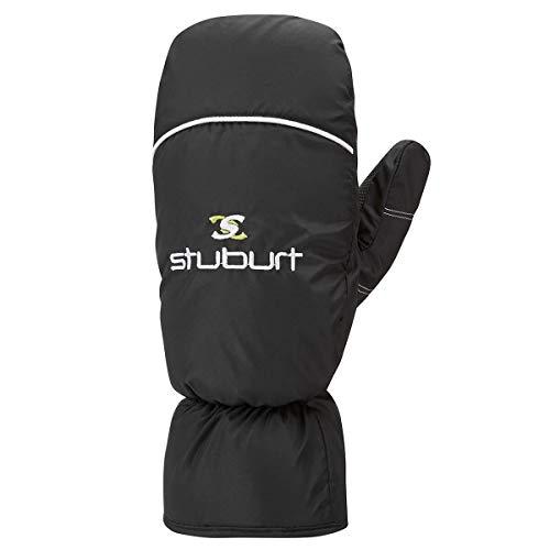 Stuburt Golf Unisex Winter Mitts Gloves - Black - One Size