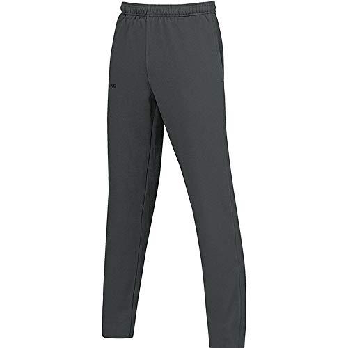 JAKO Basic Team Pantalon de Sport sans Ourlets M Multicolore - Anthracite