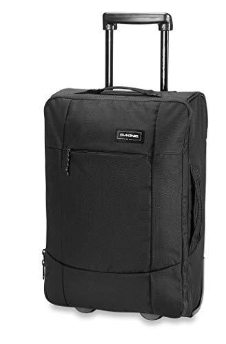Dakine Unisex Carry On EQ Roller Bag, Black, 40L