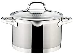 Tescoma Deep Pot with Straining Sale special price Cover Presiden A surprise price is realized 4.0 L 20 cm Ø