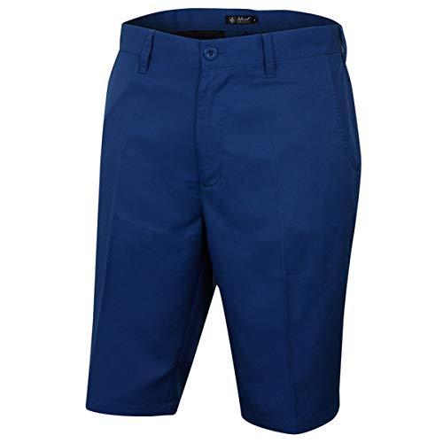 Island Green Damen Golf Herren Tour 4 Funktionelle Taschen Bequeme Ventalation Shorts, Damen, Shorts, IGSHO1935_DKNVY_40, Dunkles Marineblau, Waist 40