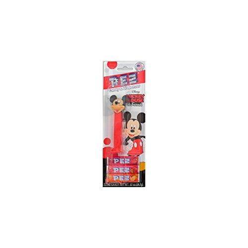PEZ(ペッツ) ディズニー ミッキー&フレンズ ミッキーマウス※お菓子はつきません [並行輸入品]