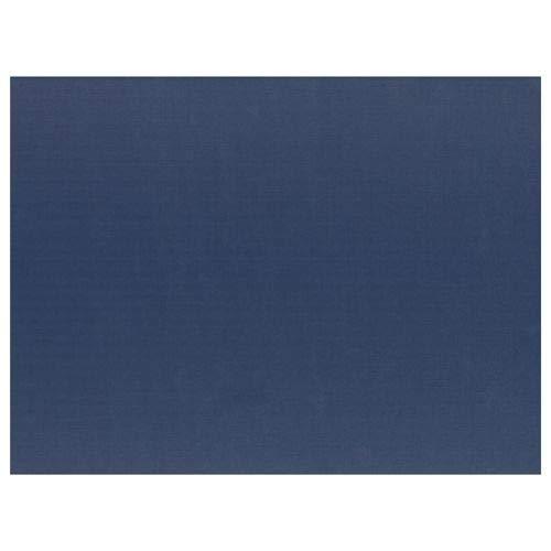 PAPSTAR Tischsets, Papier 30 cm x 40 cm dunkelblau 84358 Papiertischsets Platzsets, 100 Stück