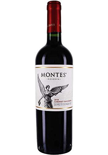 Montes Cabernet Sauvignon Reserva 2018 trocken (0,75 L Flaschen)