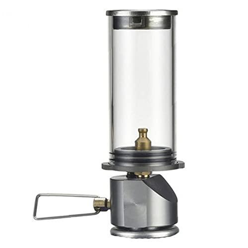 Brs-55 Lámpara de Campamento Lámpara de iluminación de Gas Tienda de Gas de iluminación de Gas Luz portátil Al Aire Libre
