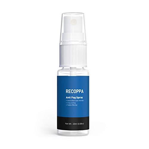 Recoppa Anti Fog Spray for Glasses | Safe for All