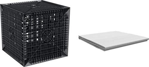 'S'lon Regenwasser Versickerung Starter Set (Sickerwürfel inkl. Geotextil) (205 L)