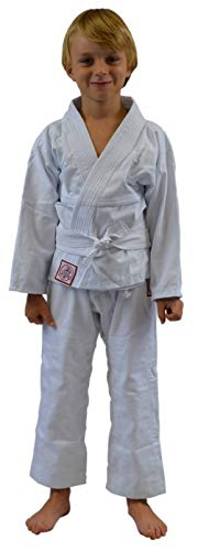 Keiko Kimono Reforçado Juvenil, Judô/Jiu-Jitsu/Karatê, Branco
