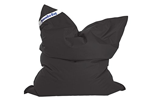 Jumbo Bag 30180-07 The Original Coussin Géant Polyester Anthracite 170 x 130 x 30 cm