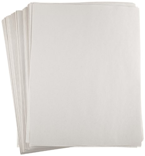 School Smart - 85250 Newsprint Drawing Paper, 30 lb, 8-1/2 x 11 Inches, 500 Sheets