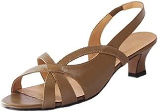 Kara Zini Slip-On Hand Made Sandal.