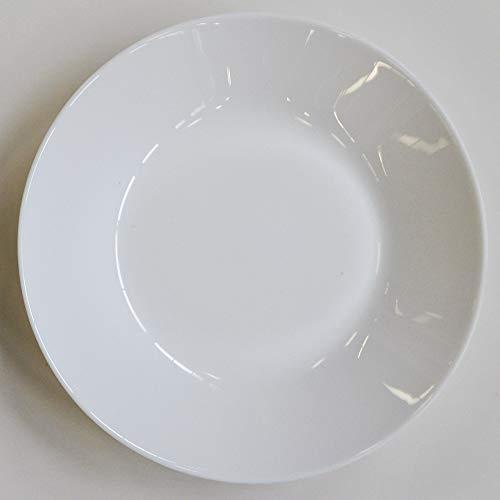 IKEA OFTAST Tiefer Teller in weiß; (20cm)