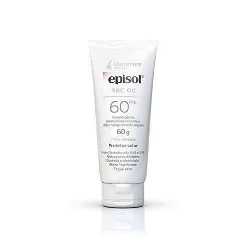Episol Sec Oc Protetor Solar Fps 60, Mantecorp Skincare