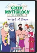 The Gods of Olympus (Greek Mythology for Students)