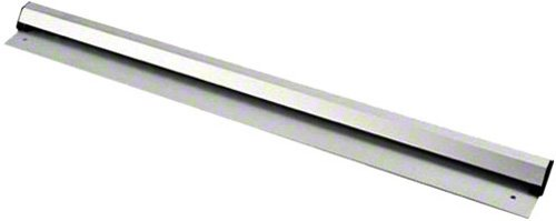 American Metalcraft AOR36 Silver Ticket Rack, Aluminum, 36-inches