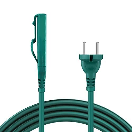 McFilter Cable para aspiradora Vorwerk Kobold VK 140 – Cable de alimentación...