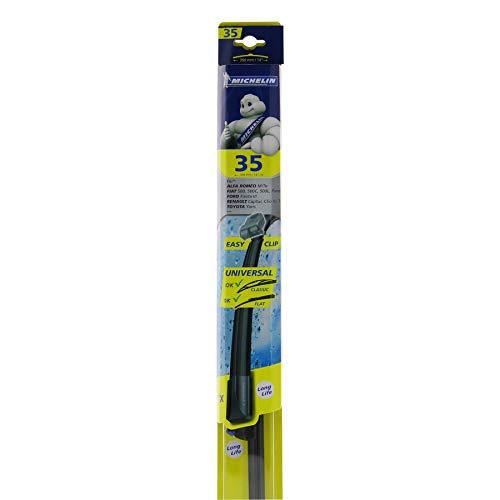 MICHELIN 92430 Scheibenwischer Total Performance 35 / 350mm, schwarz