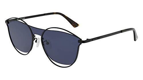 McQ MQ 0210SA 004, Occhiali da sole in metallo