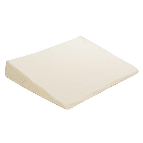 kawako Orthopädisches Soft Keilkissen, Speicher-Schaum Kissen keilförmig für Betten KK655510