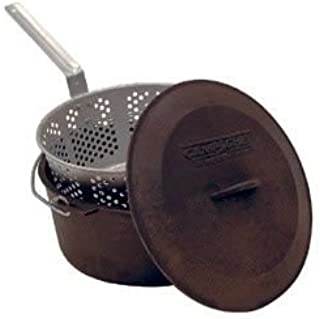 Camp Chef 7 Qt Seasoned Cast Iron Pot Set