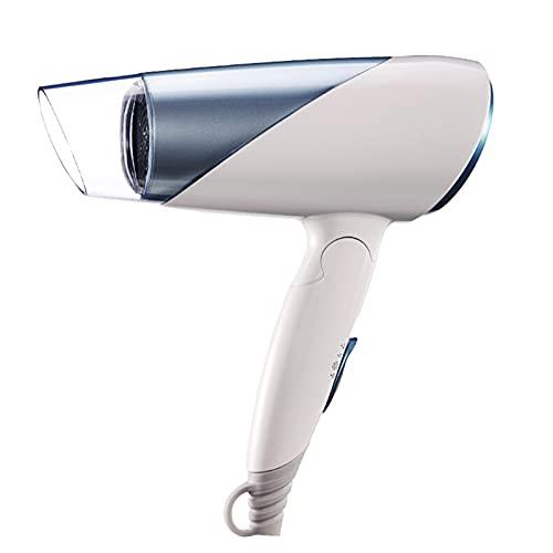 Secador de pelo Máquina de moldeo doméstica, secador de pelo plegable Slight Dry y Style Hair Rápidamente no lastimará el cabello