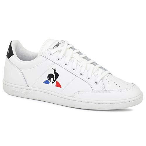 Le Coq Sportif Court Clay, Zapatillas para Hombre, Optical White/Black