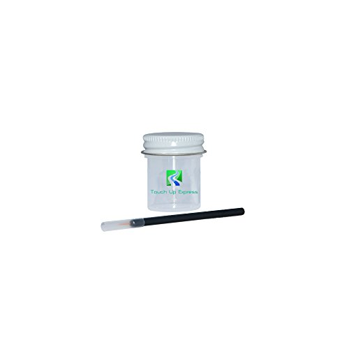 Touch Up Express Paint for 2008 Acura TL YR574M Bold Beige Metallic 1/2 oz Basecoat Automotive Touch Up Paint w/Brush