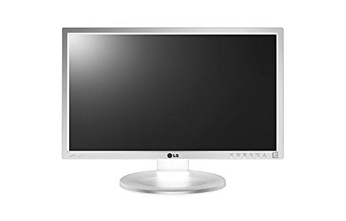 LG 23MB35PY-W 58,42cm (23Zoll) LED-Monitor (DisplayPort, DVI-D, VGA/D-Sub, USB, Audioeingang, Reaktionszeit 5ms) schwarz