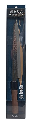 "Fuji Merchandise 13""(8"") SASHIMI KNIFE, One Size, Gray"
