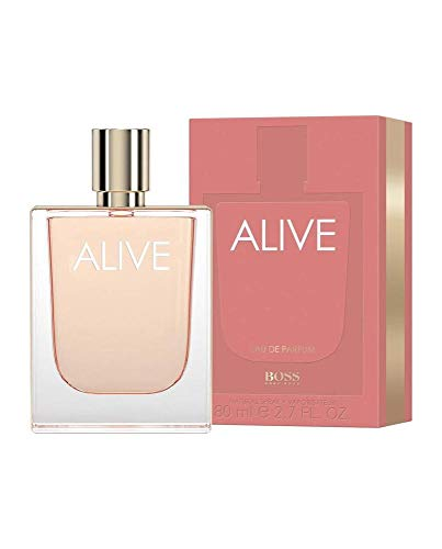 BOSS Alive Femme/woman Eau de Parfum, 80 ml