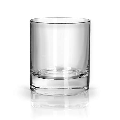 Sixby Whisky - Wasser - Saft Gläser Collection (Classic 24cl, 6 Stück)