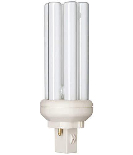 Philips MASTER PL-T 2 Pin 26W GX24d-3 B, Bombilla fluorescente (Clavija, 2P, GX24d-3, Blanco, Blanco frío, Blanco)
