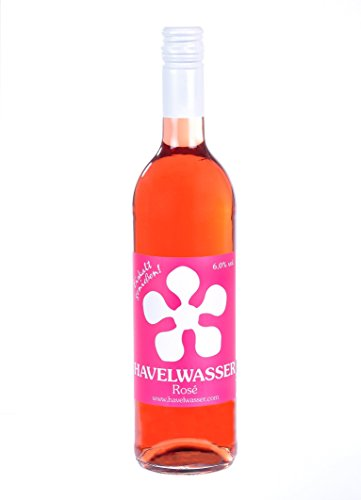 Havelwasser Rosé - Birnensaft & Roséwein, 750ml Glasflasche, Bio