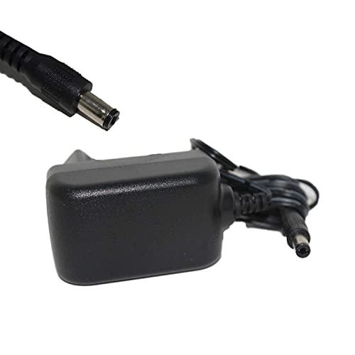 TV Tech Adaptador de Corriente EU 12V / 1A para Opticam DVB-T2, Univision Unt160 Zeonetak HD DVB-T2, Tempo 4000 HD, Fonestar RDS-584 HD
