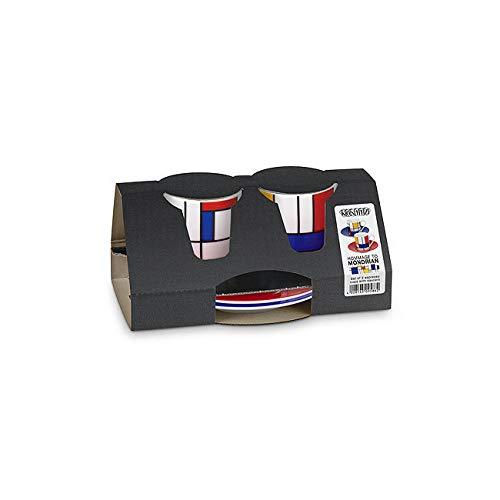 Könitz 2er Geschenkset Hommage to Mondrian