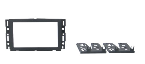 PH 3/547 Kit di fissaggio per autoradio Doppio DIN Hummer H2 08-Suzuki XLS 07