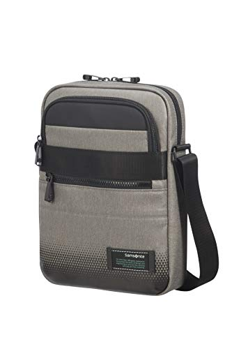 Samsonite Cityvibe 2.0 - Medium Tablet Shoulder Bag, 28 cm, Ash Grey (Grey) - 115511/2440