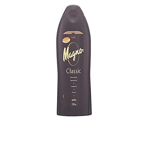 Magno Gel de Ducha Classic, Fragancia Exclusiva, 650ml