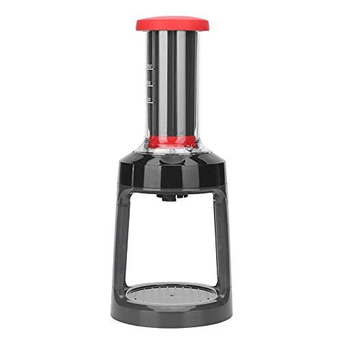 HYCy Máquina de café de cápsulas de presión Manual, cafetera de cápsulas Manual...