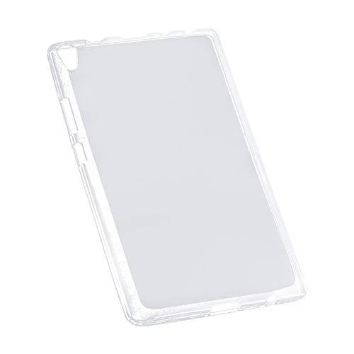 ORANXIN Funda para Lenovo Tab M8 FHD tb8705 - Silicona TPU Fundas Blandas Protectora Ligero A Prueba de choques Cubrir Delgado Cáscara para Lenovo Tab M8 FHD TB-8705 8 Pulgada Tablet 2019