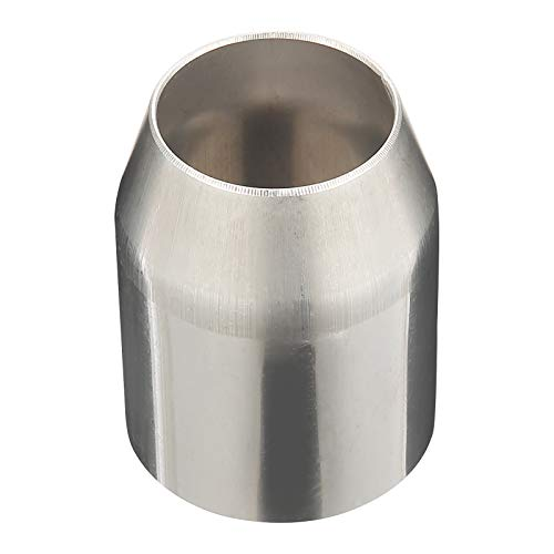 Universal Motorcycle Exhaust Muffler Connet Pipe 38mm-50mm Connector Pipe Adapter Stainless Steel